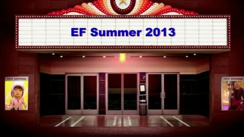 Thumbnail for entry EF Hartford-New York Summer 2013