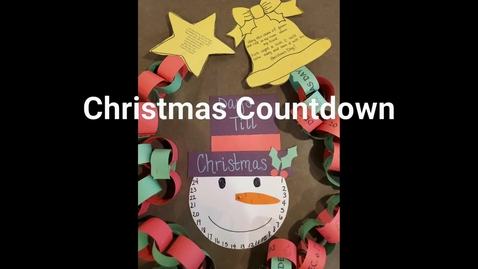 Thumbnail for entry Christmas Countdown