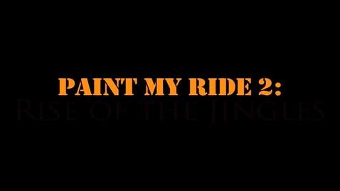 Thumbnail for entry Art Car 2 Trailer