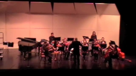 Thumbnail for entry RHS Orchestra performs Classic Christmas Carols, American Hoedown and Sleigh Ride