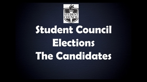 Thumbnail for entry Wilson Student Council Elections SixthGrade 21