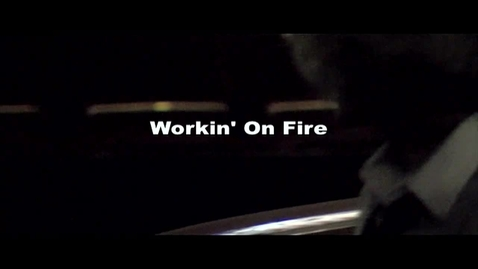 Thumbnail for entry Workin' On Fire- The End Again live at the Qwest Arena
