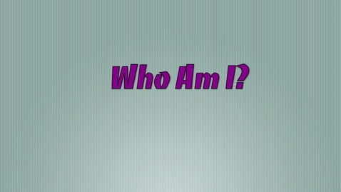 Thumbnail for entry BBHS Your Three Words: Who Am I?