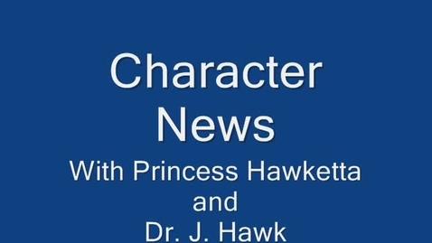 Thumbnail for entry Character News November 15, 2009