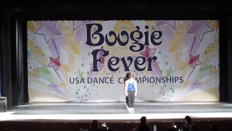 Thumbnail for entry Gold Crew Boogie Fever competition 4-30-16 first place finish