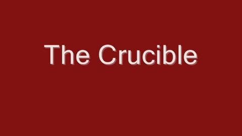 Thumbnail for entry Crucible project: Sacco Breda