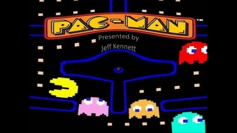 Thumbnail for entry Tutorial video of Pac Man by JK