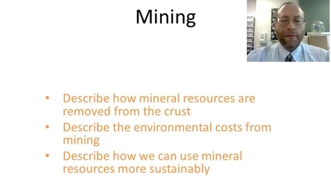 Thumbnail for entry Mining