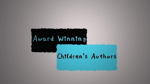 Thumbnail for entry Award-Winning Children's Authors