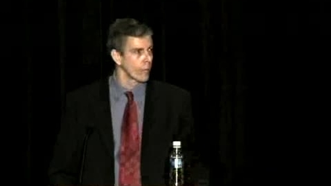 Thumbnail for entry Part 3: Secretary of Education Arne Duncan Addresses NSTA New Orleans Conference