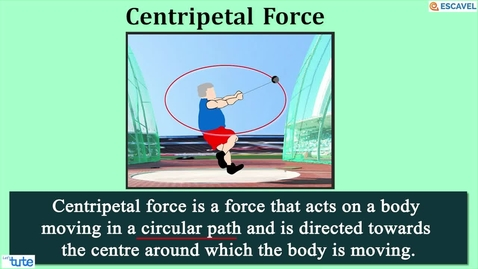 Thumbnail for entry What is Centripetal force -Class 9 Physics- Science Experiments -Letstute