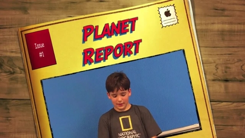 Thumbnail for entry Brady's Planet Report