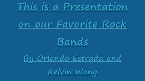 Thumbnail for entry Orlando and Kelvin Movie