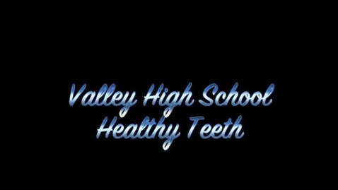 Thumbnail for entry Santa Ana Valley H.S. Dental Clinic PSA