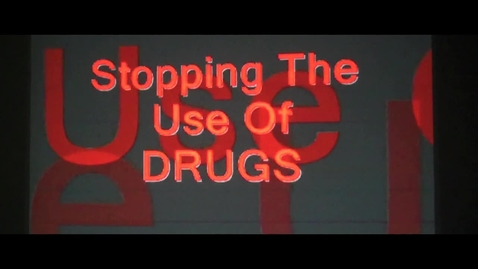 Thumbnail for entry Say No to Drugs