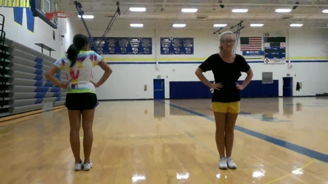 Thumbnail for entry 2013 Wahoo High School Cheerleading Tryouts (School Song)