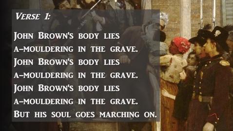 Thumbnail for entry John Brown's Body