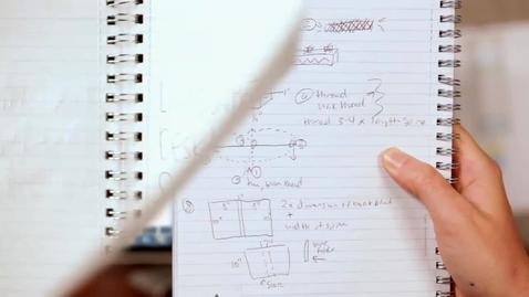 Thumbnail for entry Livescribe Echo Smart Pen Demo 2