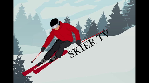 Thumbnail for entry SKIER TV INTRO.mov