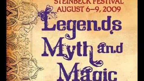 Thumbnail for entry John Steinbeck Festival: August 6-9, 2009