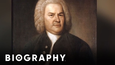 Thumbnail for entry Johann Sebastian Bach - Music Composer For Churches & Creator of the Art of Fugue | Mini Bio | BIO