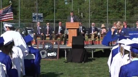 Thumbnail for entry Ladue H.S. 2014 Graduation - Presentation of the Class Gift