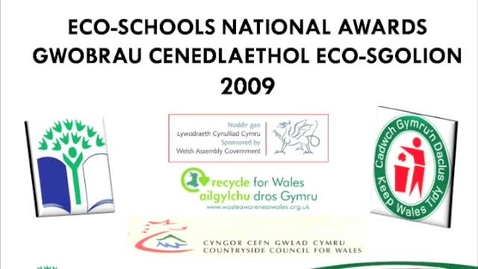 Thumbnail for entry Eco Schools Wales Awards 2009