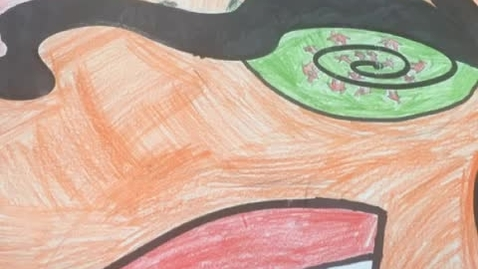 Thumbnail for entry Isaac's Awesome Squiggle Video - Syrian Refugee Crisis