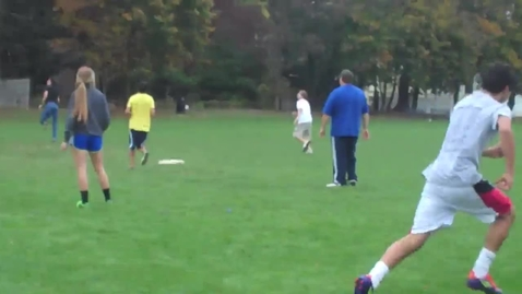 Thumbnail for entry Student / Faculty Kickball Competition