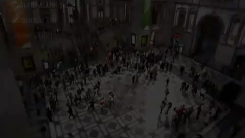 Thumbnail for entry do ray mi flash mob