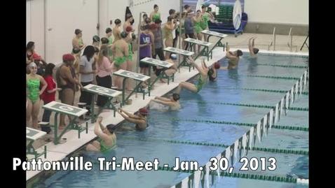 Thumbnail for entry Swim Meet Jan. 30