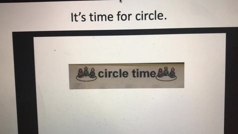 Thumbnail for entry August 4, 2020: Morning meeting/Circle time