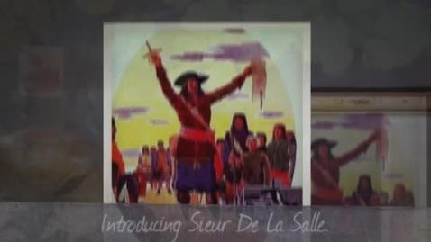 Thumbnail for entry Sieur de La Salle