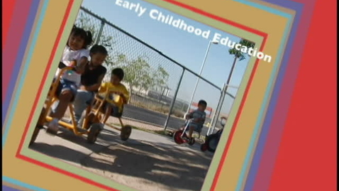 Thumbnail for entry EVIT Early Childhood & Education Professions program in Mesa, Arizona