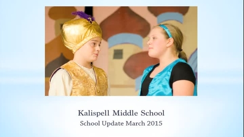 Thumbnail for entry Kalispell Middle School Community Update