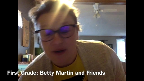 Thumbnail for entry Betty Martin and Friends