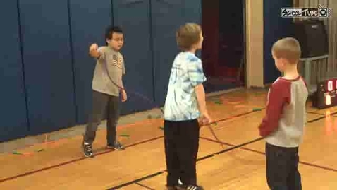 Thumbnail for entry Jefferson Avenue Jump Rope for Heart 2010