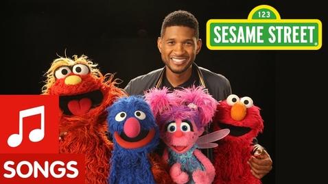 Thumbnail for entry Sesame Street: Usher's ABC Song