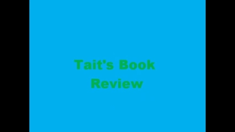Thumbnail for entry 13-14 Linville Tait's Book Review