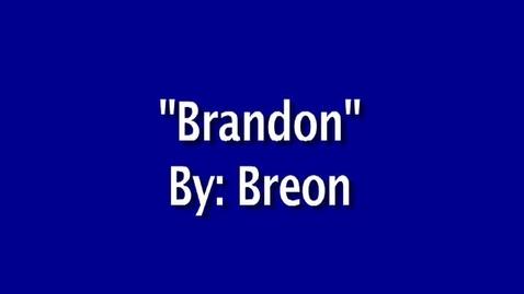 Thumbnail for entry Brandon