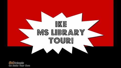 Thumbnail for entry Ike MS Libratory Tour