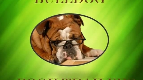Thumbnail for entry Diary of a Wimpy Kid student made Bulldog Book Trailer