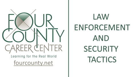 Thumbnail for entry 2021 FCCC - Law Enforcement and Security Tactics