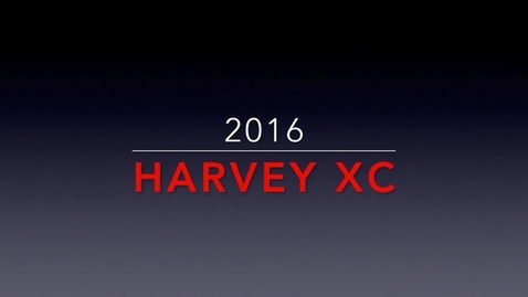 Thumbnail for entry Harvey High CROSS Country Highlight 2016