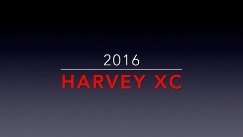 Thumbnail for entry Harvey High CROSS Country Highlight 2016