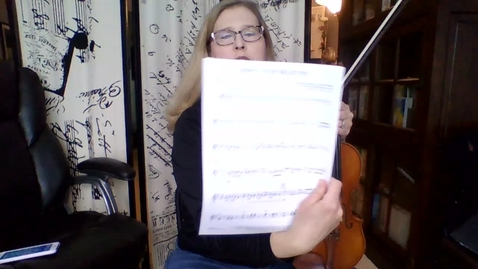 Thumbnail for entry Don't Stop Believin' for Violin