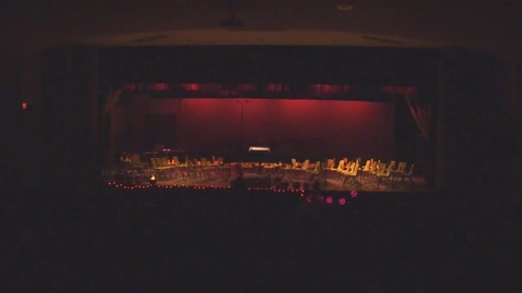 Thumbnail for entry Lapeer East 2010 Halloween Band Concert
