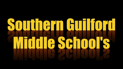 Thumbnail for entry SGMS Virtual Talent Show Commercial