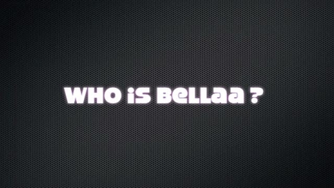Thumbnail for entry Bellaa Autobiography