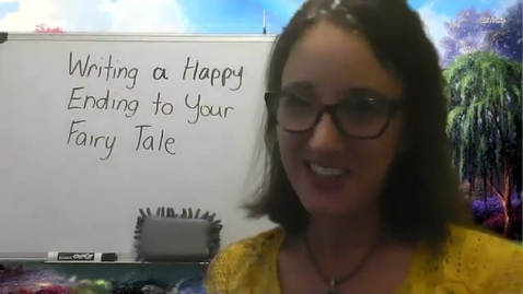 Thumbnail for entry Writer's Workshop - Ending Fairy Tales